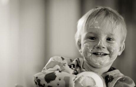 תפריט תזונה לתינוק, תפריטי תזונה לפעוטות, וחשיבותה של התזונה להתפתחות המוח.